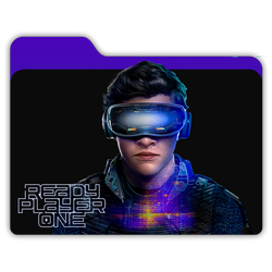 Ready Player One Folder by janosch500