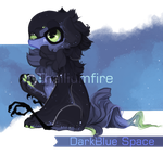 DarkBlue Space by NebNomMothership