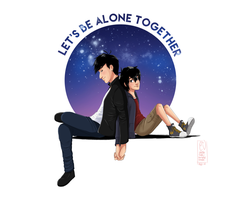 Let's be alone together by URESHI-SAN