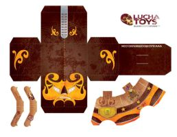 LUCHA TOYS TO DOWNLOAD by amota