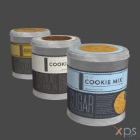 Cookie Tin by KoDraCan