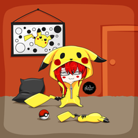 Pika-Puck by Zat3am