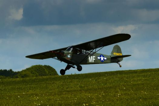 2018 Compton Abbas Vintage Air Day by SomersetCider