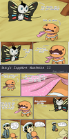 Izzy's SNC 11 by MeowMix72