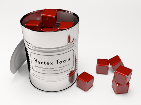Vertex Tools by sirethomas