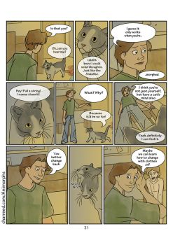 Animorphs-The Invasion page 31 by CharReed