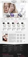 Webdesign for jewelry eshop by dan-Es