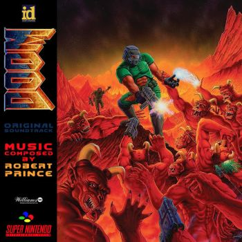 DOOM 1995 SuperNES Original Soundtrack by THEGALATF