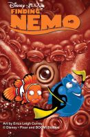 Finding Nemo issue 3 cover by solipherus