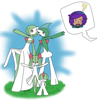 Poke-Faves 01: Ralts Line