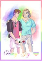Disney gay by rebenke
