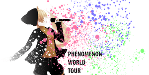 COLORFUL SONG - PHENOMENON WORLD TOUR by octoshiba