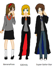 Pottermore Collab. by G2Emily