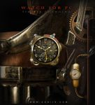 Steampunk Watch  by adni18