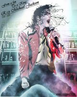 MICHAEL JACKSON by LaGolding