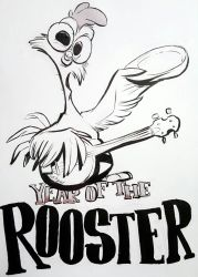 2017 - Year Of The Rooster by basakward