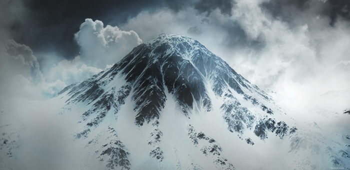 The mountain by irlethann