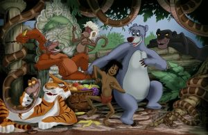 The Jungle Book by KileyBeecher