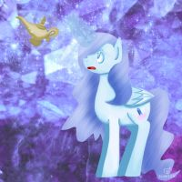 .: Ask Crysta - Lamp :. by ASinglePetal