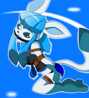 #471-Glaceon by BoundLightning