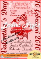 Ladies Night Poster by Grumzz