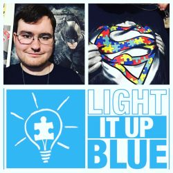 Autism Awareness Day by UltimateJKC1994