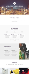 Akin - One Page Theme by wpthemes