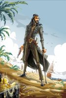 Long John Silver by dejan-delic