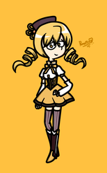 Mami Tomoe by Amazing-Girl-Forever