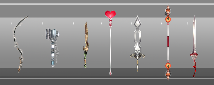 Weapon Adopts Auction CLOSED by Tiffany-Tees
