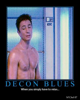 Decon Blues by Groovygoddess
