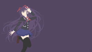 Tohka Yatogami (Date A Live) by ncoll36