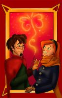 HP: Happy Valentine, Lily by james-potter