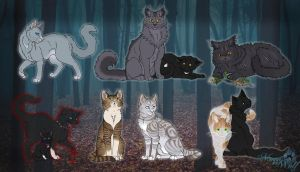 { ~ Warrior Cats ~ } by MoggyWolf