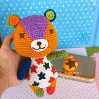 Amigurumi Stitches Animal Crossing by LerumaDolls