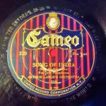 Cameo with dealer's stamp by PRR8157