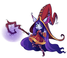 Lulu! by rringabel