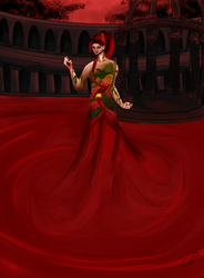 Song of the Red Swamp by NovemberLilly