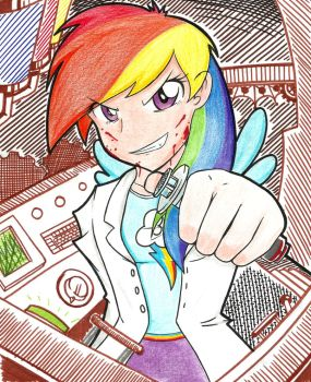 Welcome to the Rainbow Factory by TheArcano13