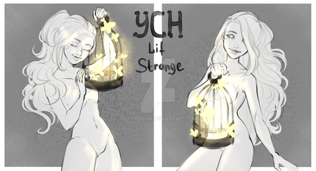 [Open][Set price 55$] YCH 157-158 by LifStrange