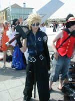 Cloud Strife Cosplayer by RiCeBaLL-ROsiE