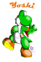 Do the Yoshi :D by Jei-ice