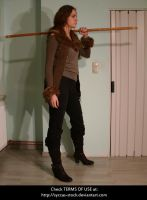 Wood Elf's Staff 3 by syccas-stock