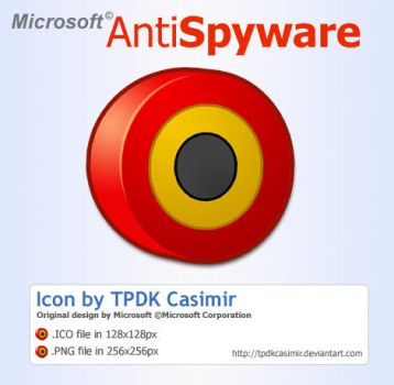 MS Antispyware by TPDKCasimir