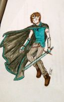 Lord Herobrine by 3lise-Gautier
