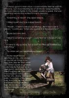 Tokyo Ghoul Inspired - Chapter 2 (Doubt) Pg7 by AOGRAI