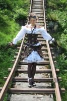 Elo Steam 3 - Rail walk by elodie50a