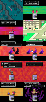 GianaBound : An Earthbound Hack (with screenshots) by Yukkurifan64