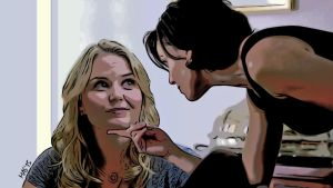 Swan Queen (16)a by mstrong0623