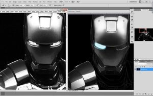 Iron Man W.I.P by Colltify